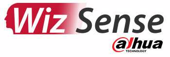 Monitoring inteligentny WizSense SMD+ Logo Dahua