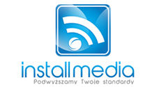 Logo firmy Install Media