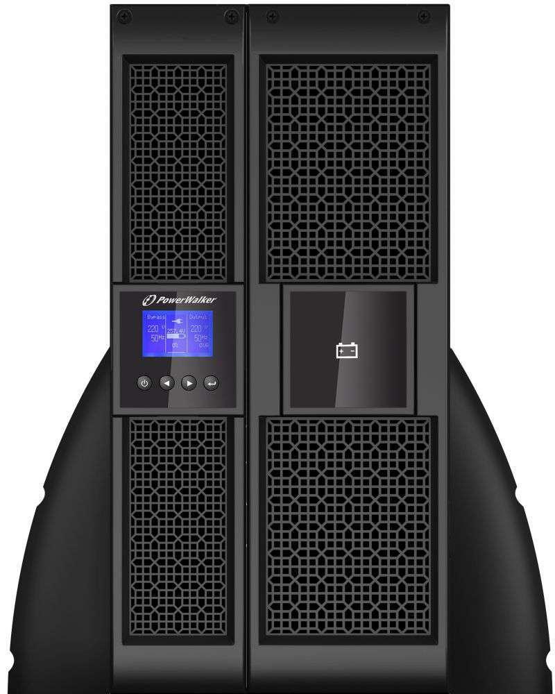 Zasilacz UPS rack 10kVA/9kW VFI 10000 PRT HID PowerWalker
