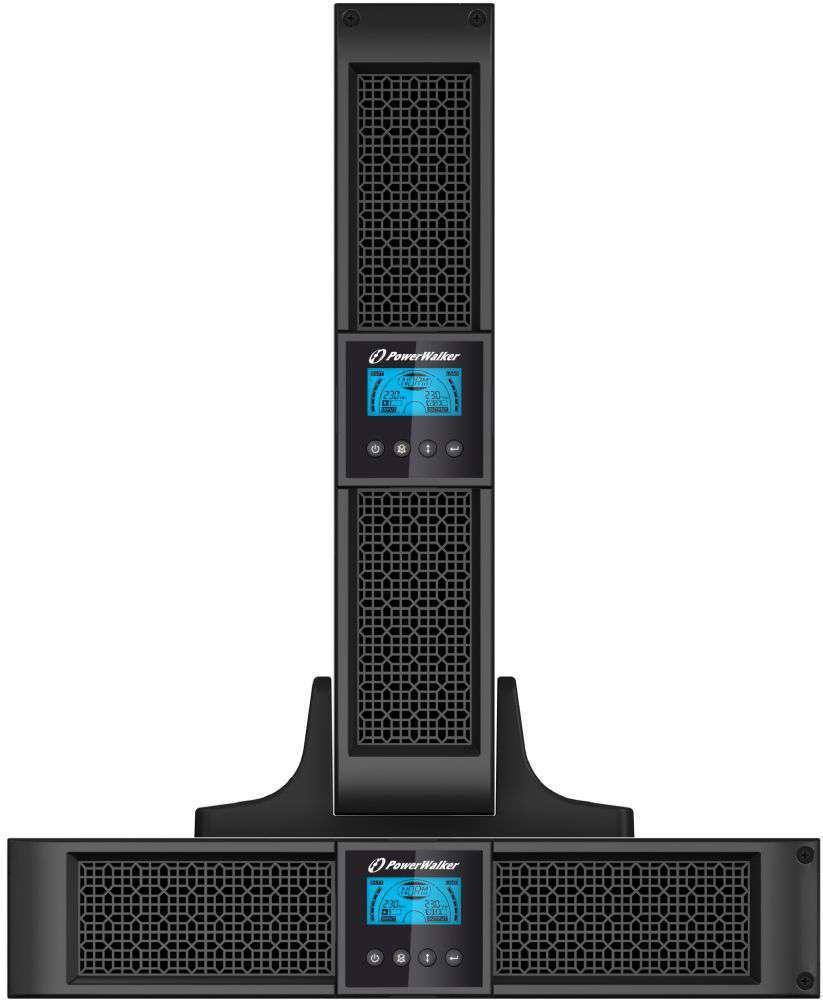 Zasilacz UPS rack 1000VA/900W VI 1000 ERT HID PowerWalker