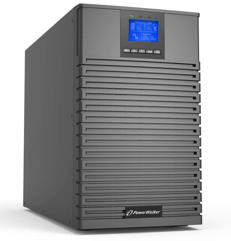 Zasilacz UPS online 2kVA/2kW VFI 2000 ICT IoT PowerWalker