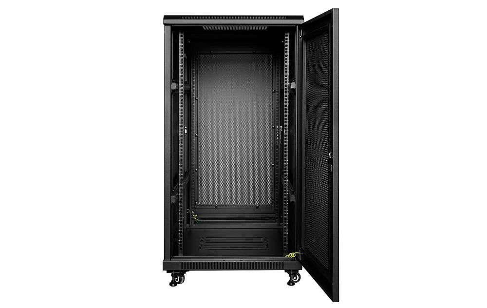 Rack Systems S6118DPII budowa szafy rack