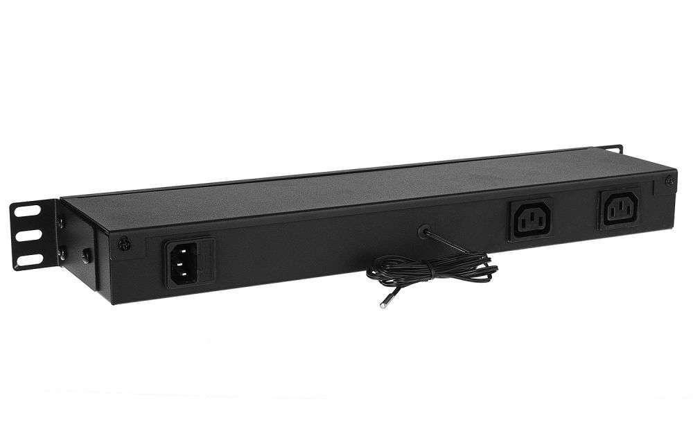 Cyfrowy termostat LCD do wentylatorów TR-FAN Rack Systems
