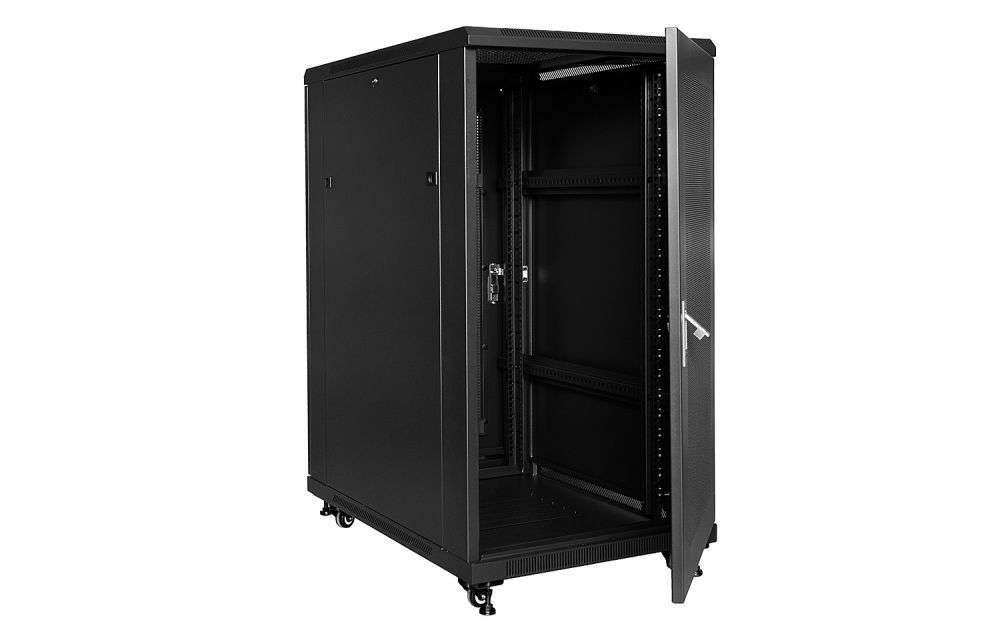 Rack Systems S6122DPII budowa szafy rack