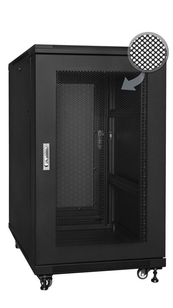 Rack Systems S6115DPII wyposażenie