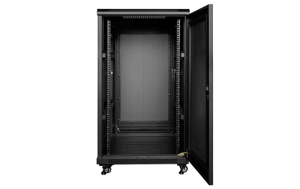 Rack Systems S6115DPII budowa szafy rack