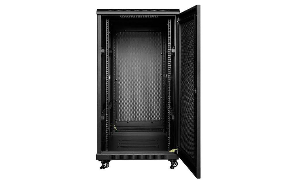 Rack Systems S6120DPII budowa szafy rack