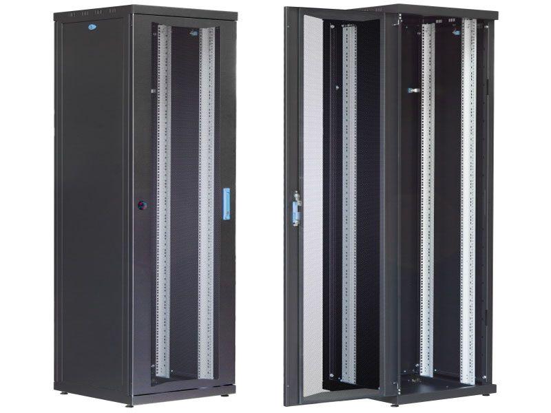 """Szafa RACK 19"""" 42U / 800x1000mm SS-42U-800-1000-WA02-C WireArte"""