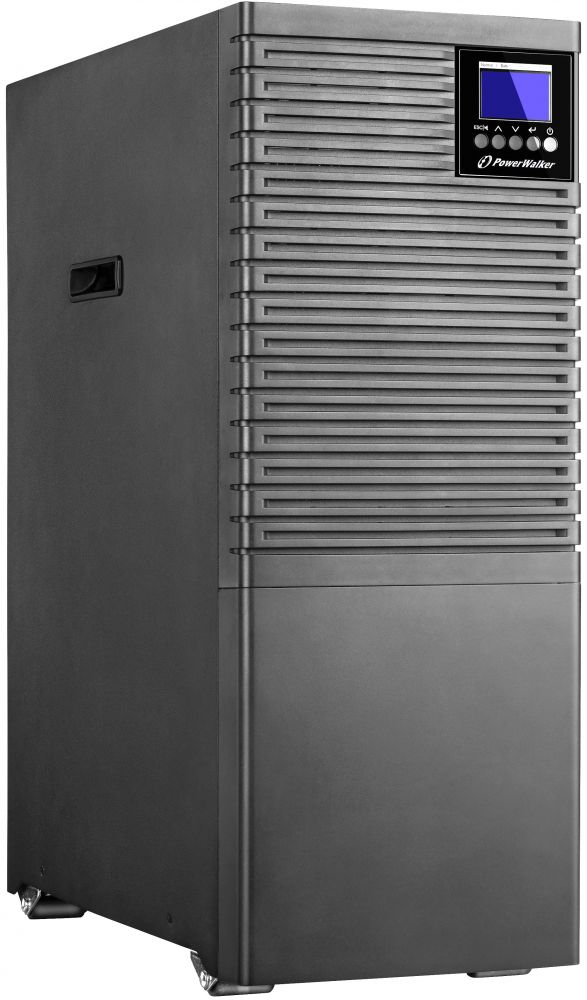 Zasilacz UPS online 6kVA/6kW VFI 6000 ICT IoT PF1 PowerWalker