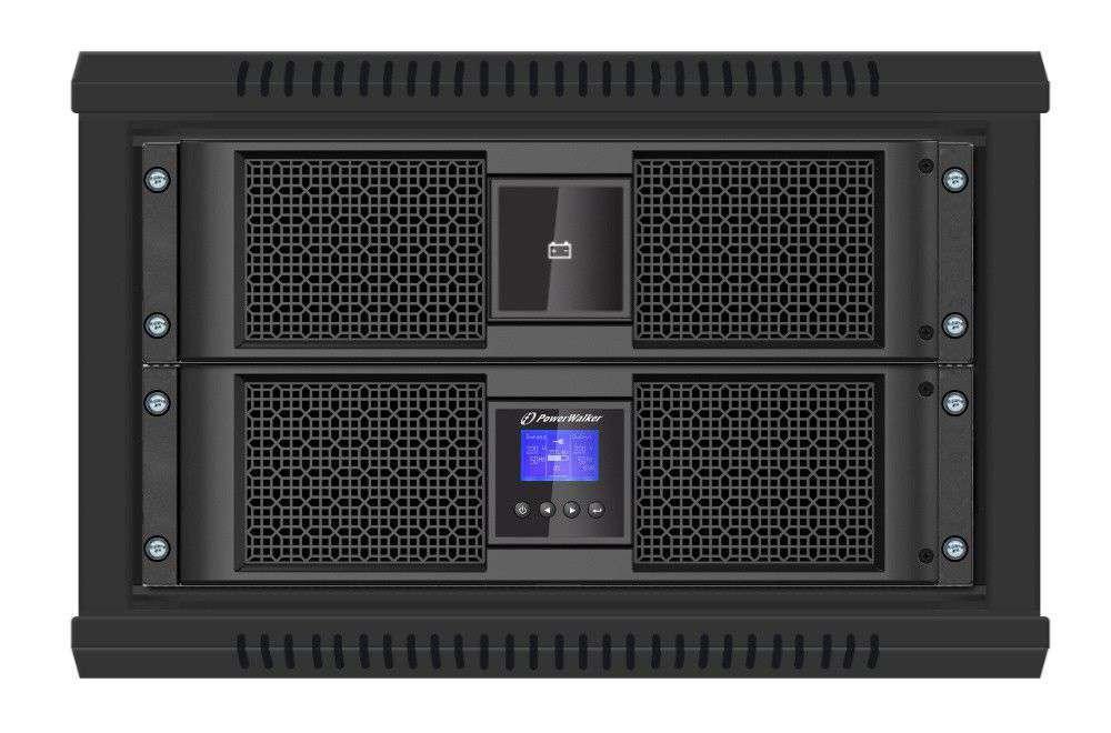 2w1 Zestaw zasilania awaryjnego UPS VFI 6000 PRT HID + BP P180R-15x9Ah (10120538)