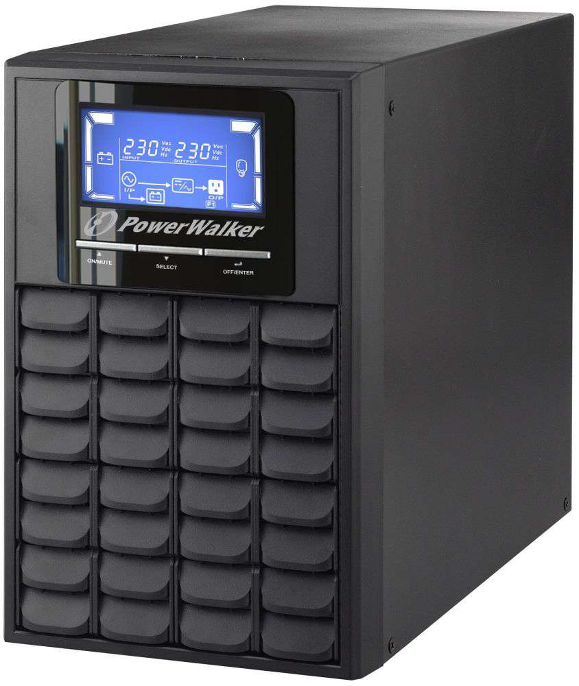VFI 1000 C LCD PowerWalker Tower