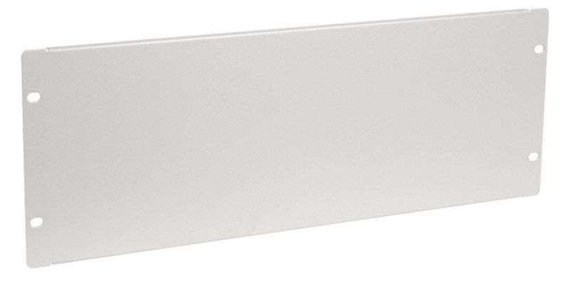 4U - Panel zaślepiający CFG04-B Linkbasic szary RAL7044