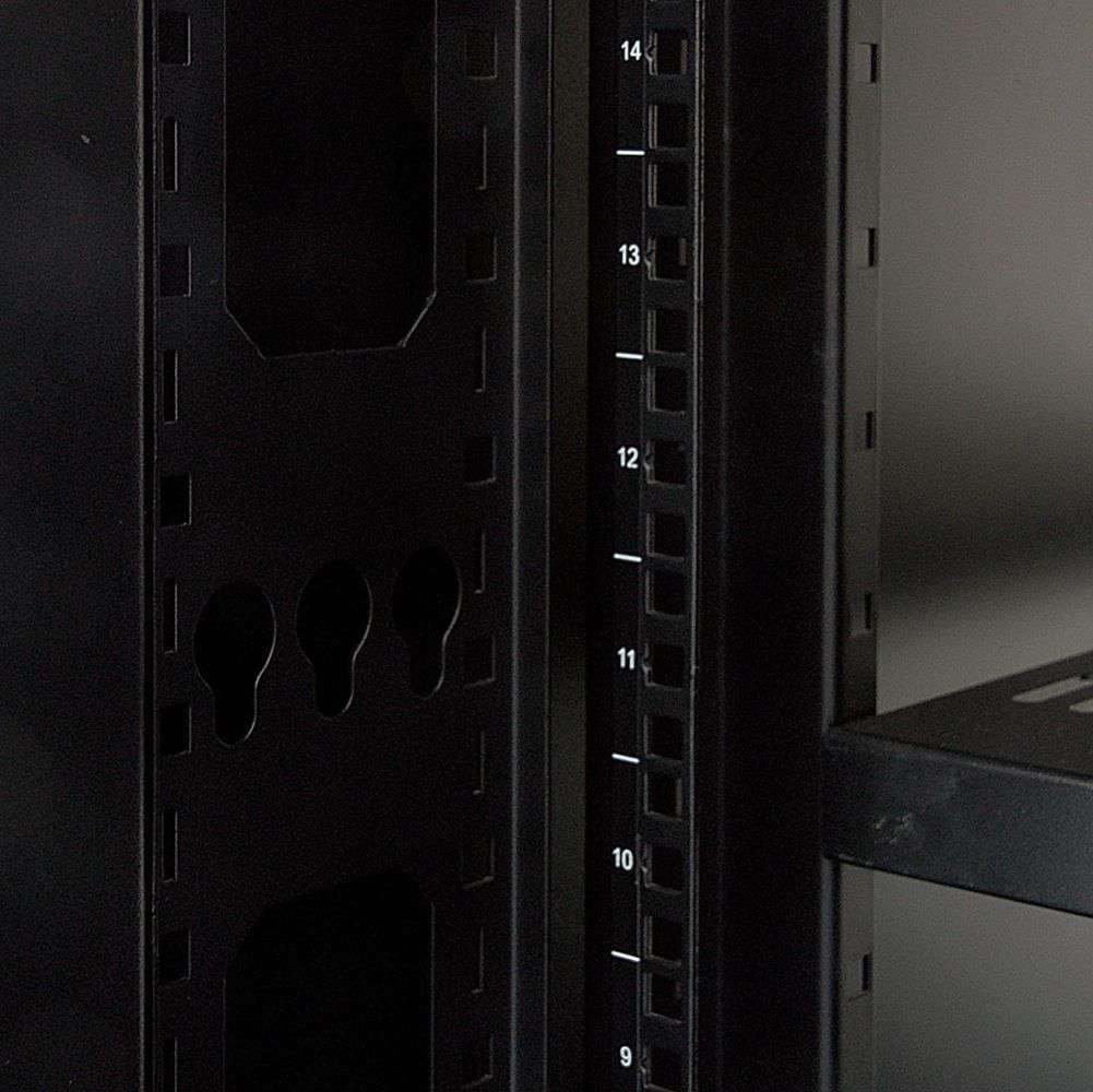 NCF42-810-KLA-C numeracja szafy rack 19