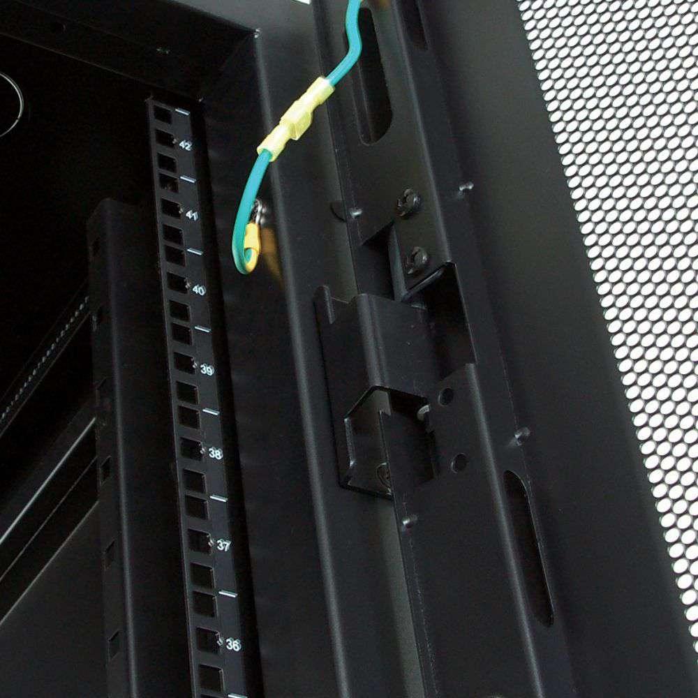 NCF42-810-KLA-C uziemienie szafy rack 19