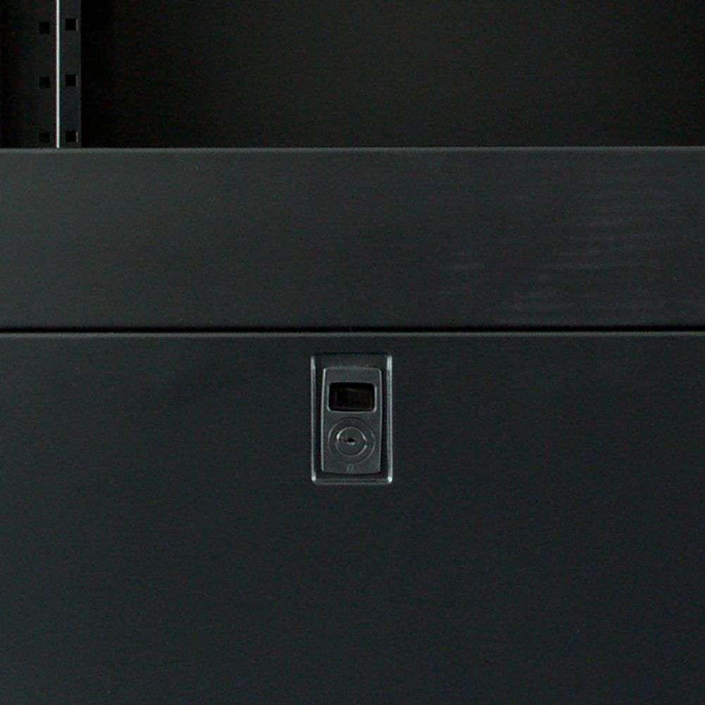 NCF42-810-KLA-C zatrzask boczny szafy rack 19