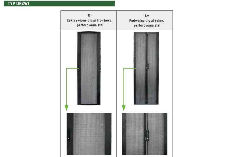 Linkbasic NCF42-810-KLA-C drzwi