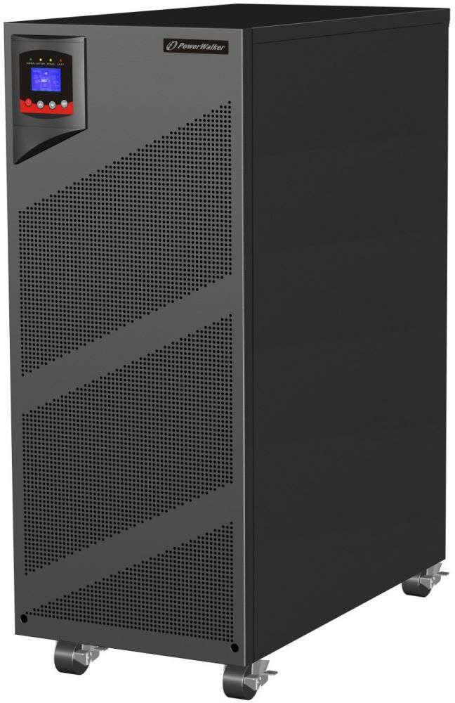 Zasilacz UPS 3-fazowy 10kVA/9kW VFI 10000 TP 3/1 BI PowerWalker