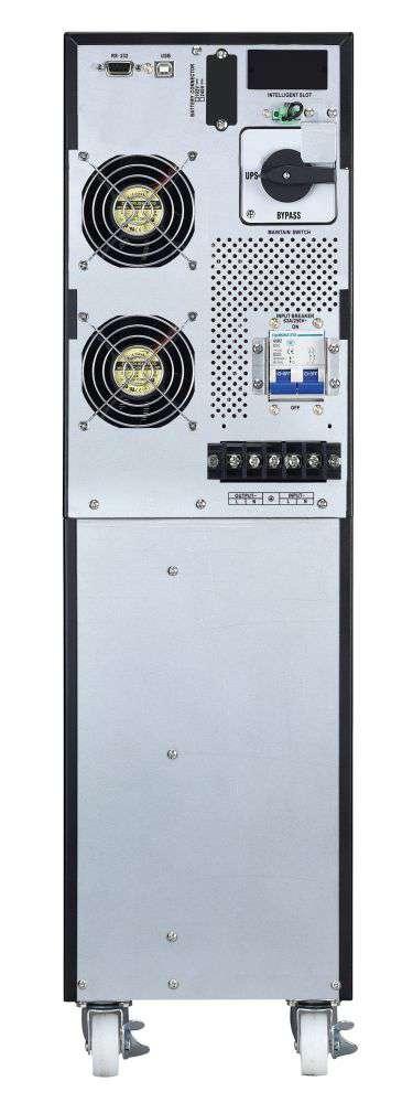Zasilacz UPS online 10kVA/9kW VFI 10000 CT LCD PowerWalker