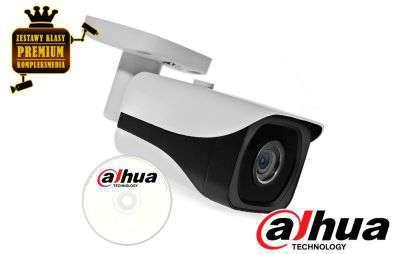 4x Kamera IP tubowa BULLET (2MPX)