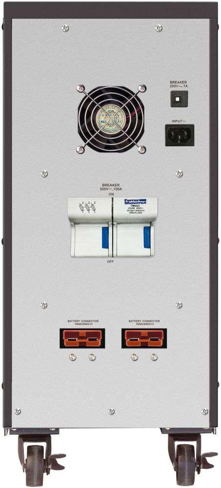 ☆ dedykowany do zasilaczy UPS VFI CP 3/3 ☆ 60 akumulatorów ☆ 12V / 9Ah ☆ ANNEN (Anderson)