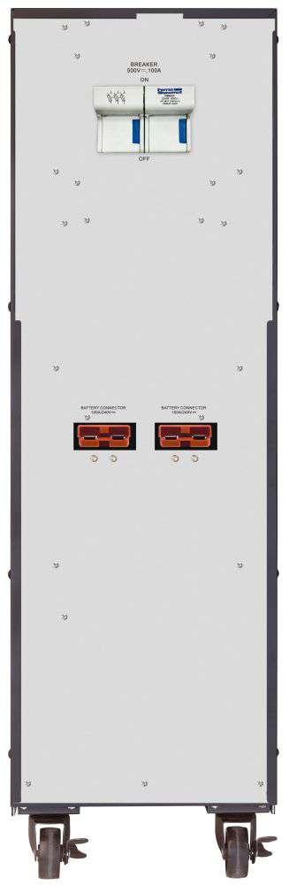 ☆ dedykowany do zasilaczy UPS VFI CP 3/3 ☆ 80 akumulatorów ☆ 12V / 9Ah ☆ ANNEN (Anderson)