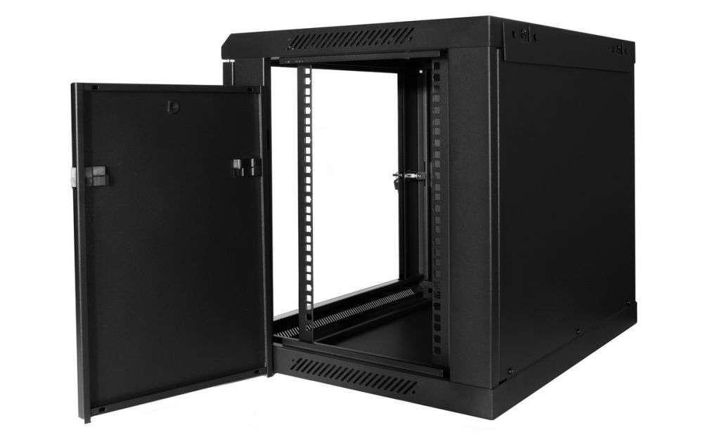 """Szafa Rack 19"""" 9U / 450 Rack Systems W6409 wisząca serwerowa"""