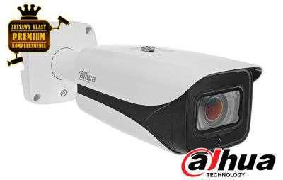4x Kamera IP tubowa BULLET (8MPX) ZOOM