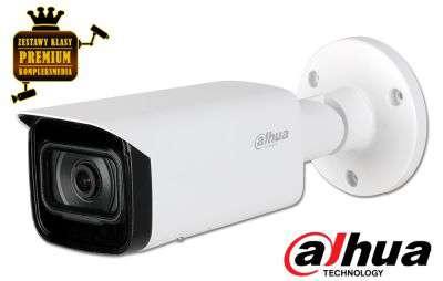 4x Kamera IP tubowa BULLET (8MPX)