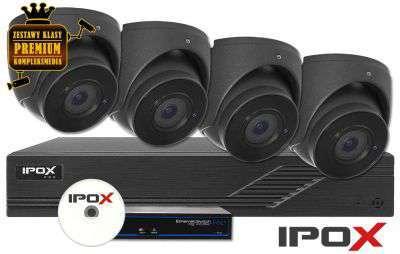 zestawy do monitoringu klasy premium ipox