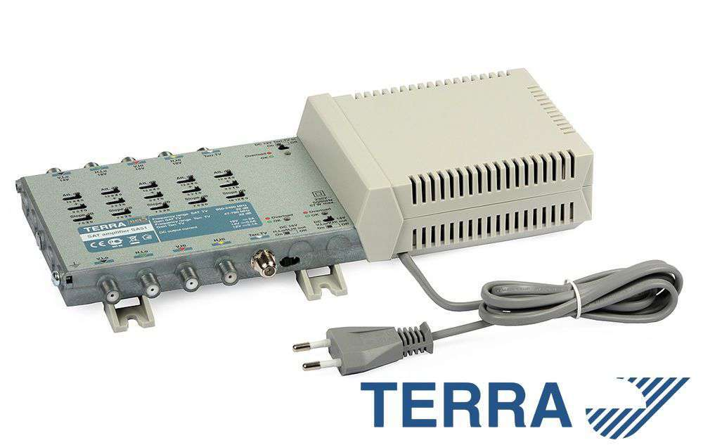 Wzmacniacz Terra SA-51