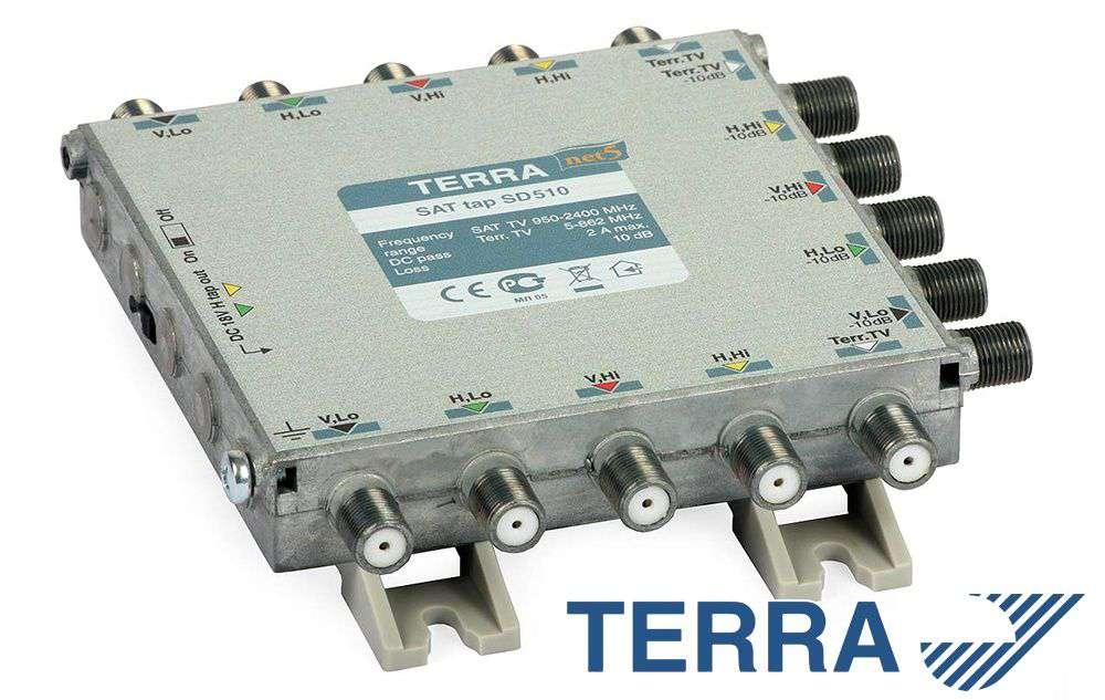 Odgałęźnik SD-510 Terra