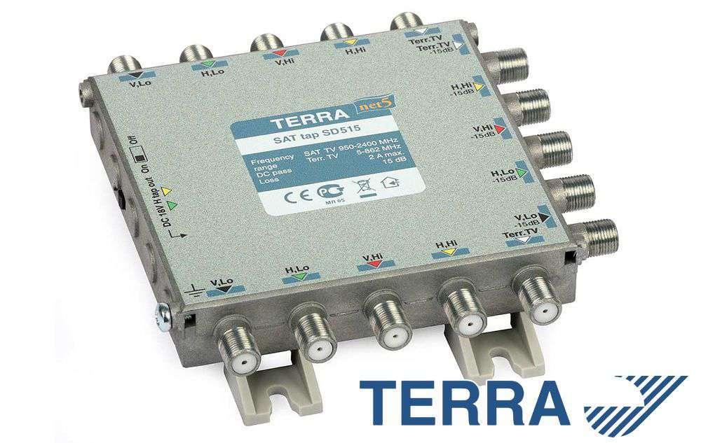 Odgałęźnik SD-515 Terra