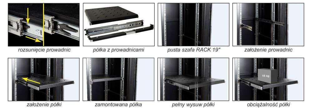 rapw800 pulsar przykład zastosowania półki