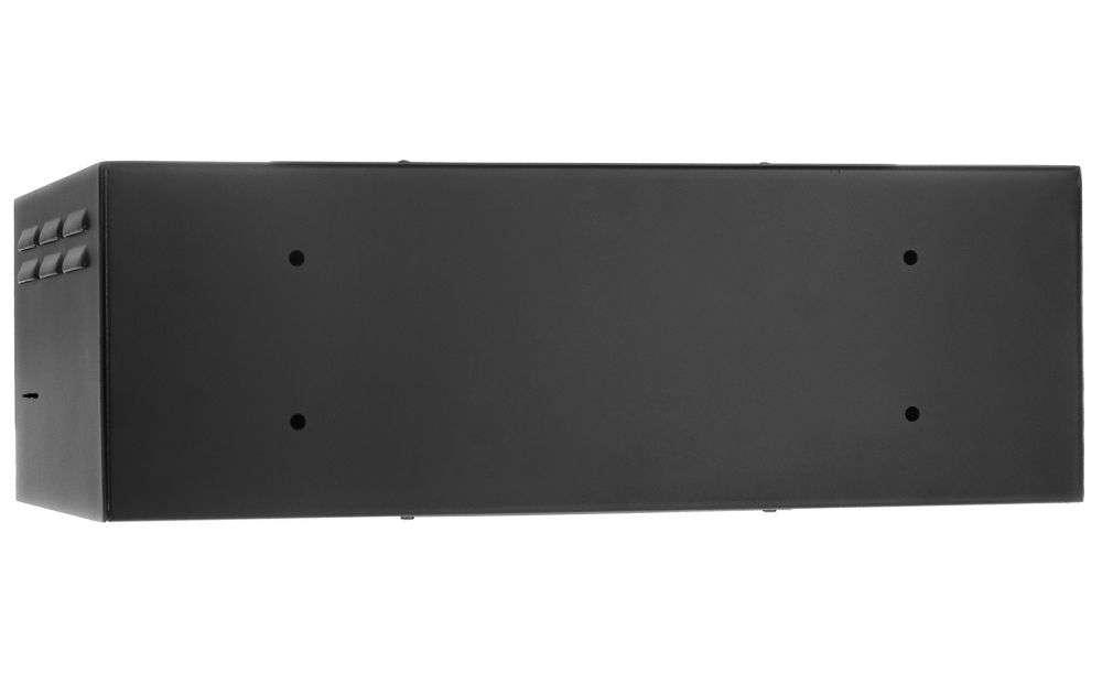 """Szafa Rack 19"""" 3U / 400 Rack Systems W5403DZ wisząca typu sejf"""