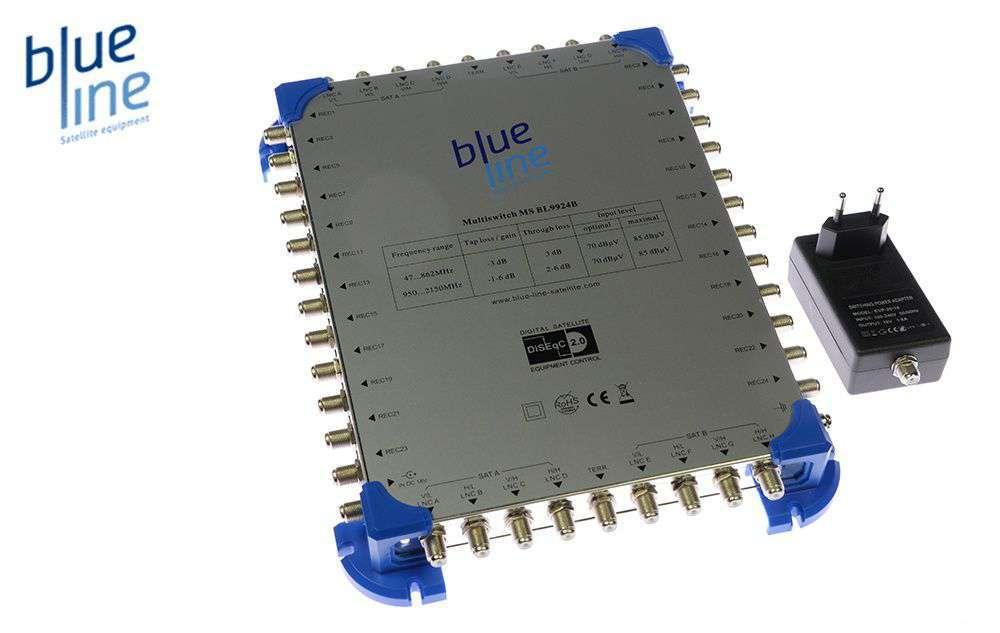 Blue Line MS BL9924B