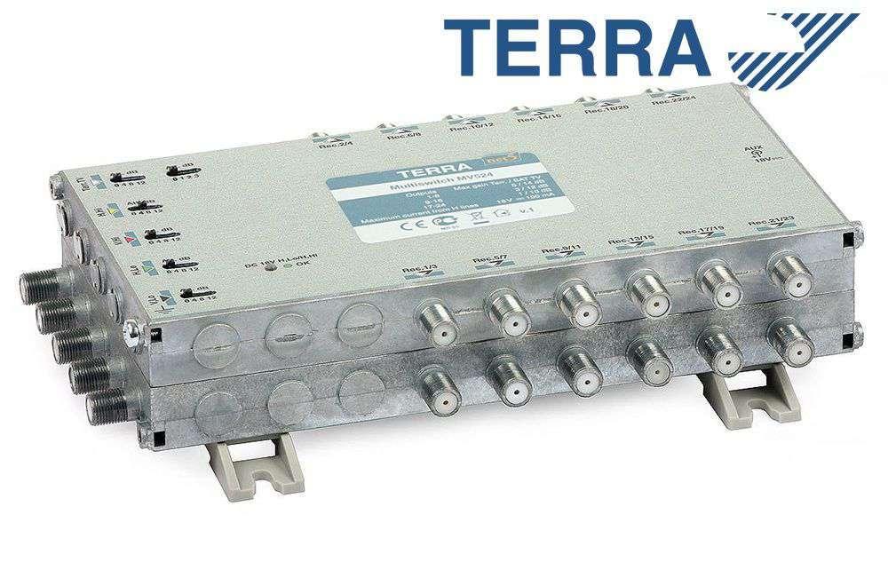 Multiswitch Terra MV-524