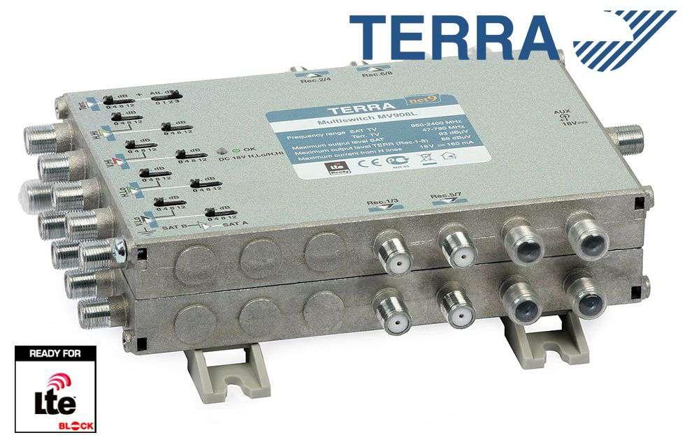 Multiswitch Terra MV-908L