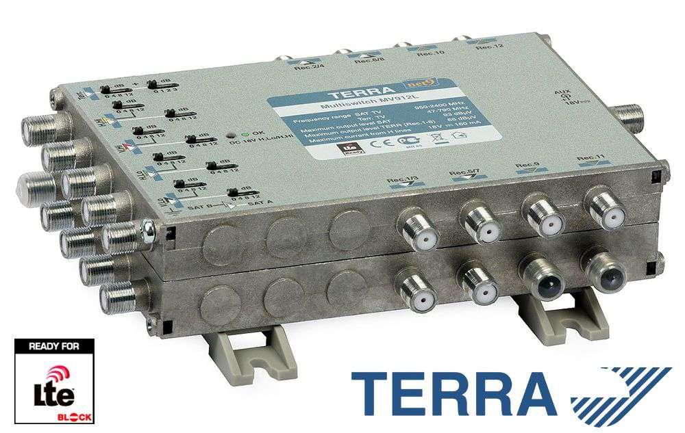 Multiswitch Terra MV-912L