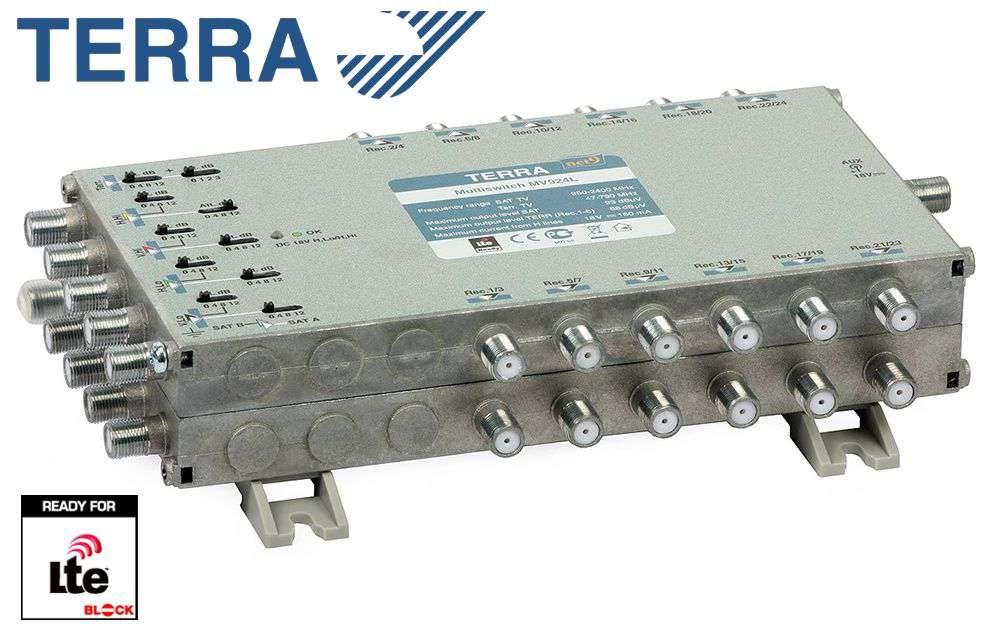 Multiswitch Terra MV-924L