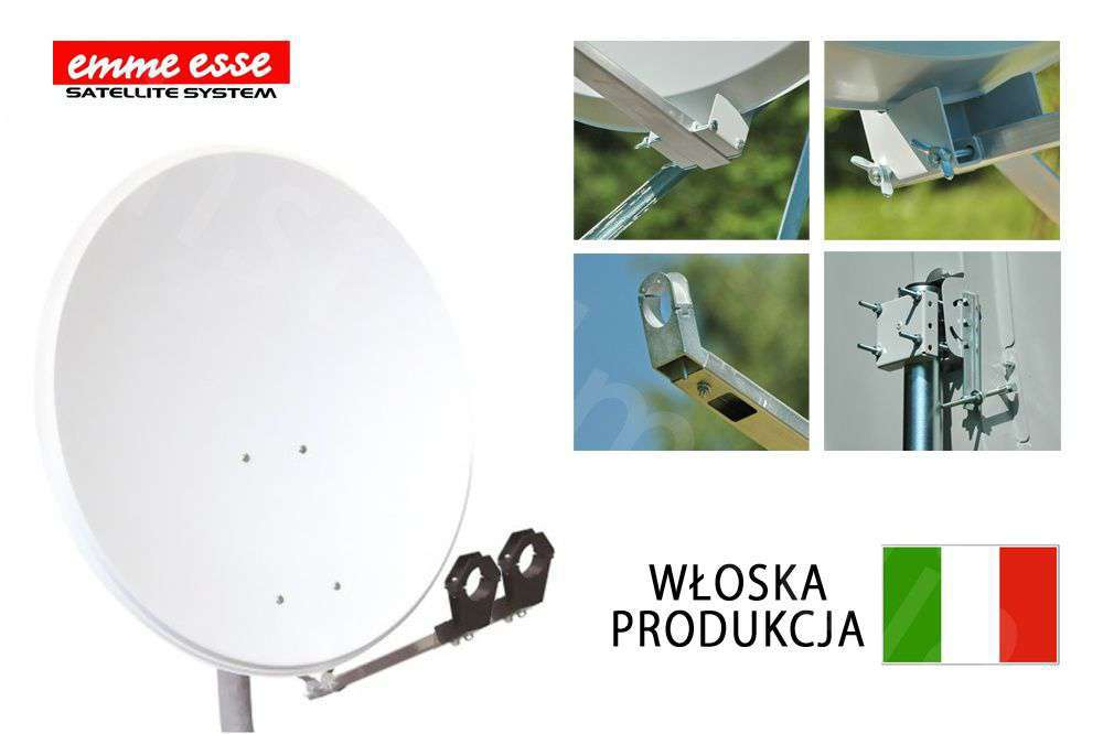 Antena satelitarna 125cm EmmeEsse 80125S