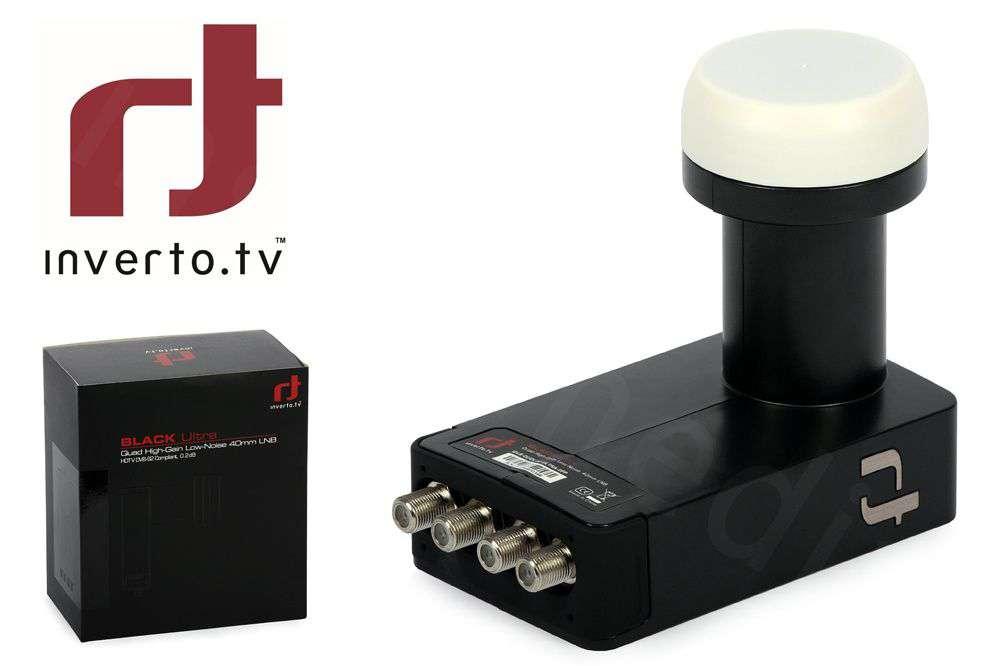 Konwerter Inverto Quattro Ultra Black IDLB-QUTL40-ULTRA-OPP