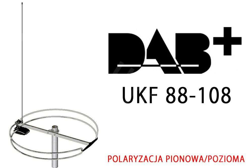 Antena radiowa Dipol 1RUZ PM B