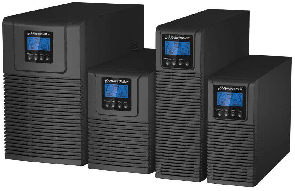 Zasilacz UPS online 3000VA/2700W VFI 3000 TGS PowerWalker