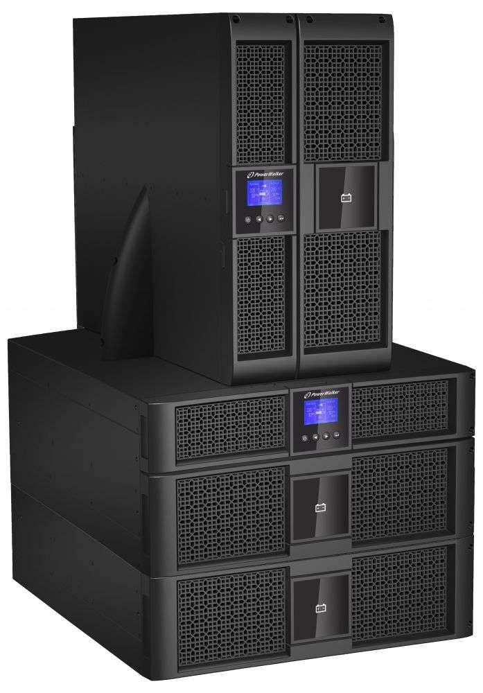 2w1 Zestaw zasilania awaryjnego UPS VFI 10000 PRT HID + BP P240R-20x9Ah (10120539)