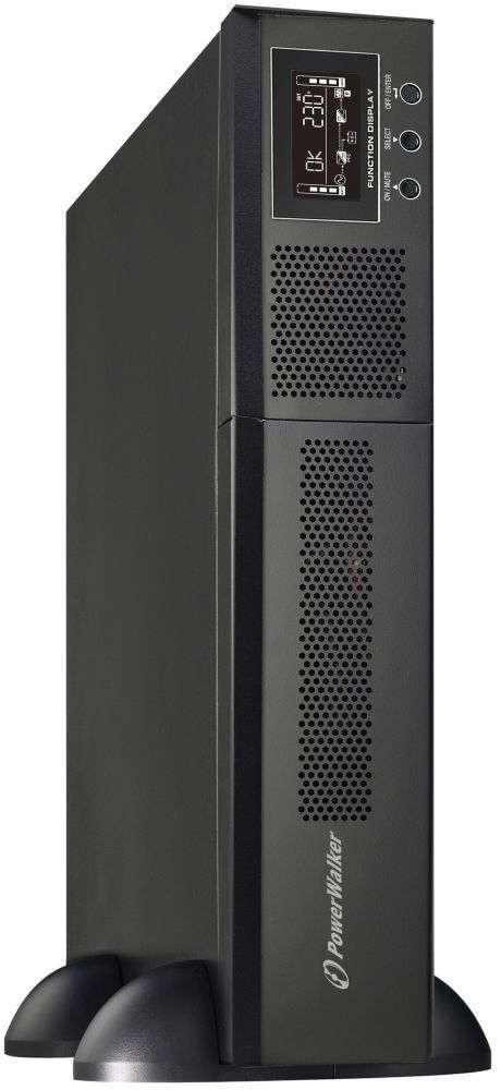 Zasilacz UPS Rack 1.5kVA/1.5kW VFI 1500 RMG PF1 PowerWalker
