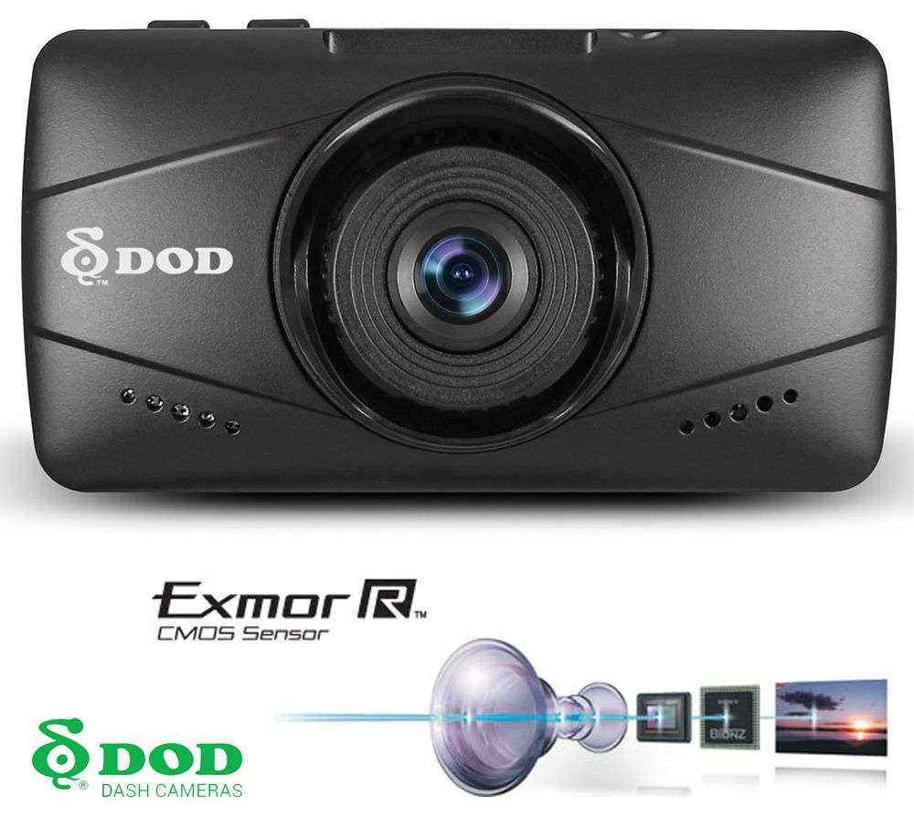 Kamera samochodowa DoD IS220W