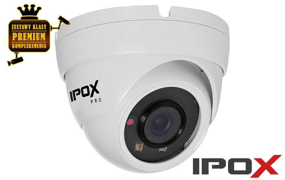 Kamera do monitoringu IP sieciowa PX-DI2036SL-P/W IPOX (2MPX) Full HD