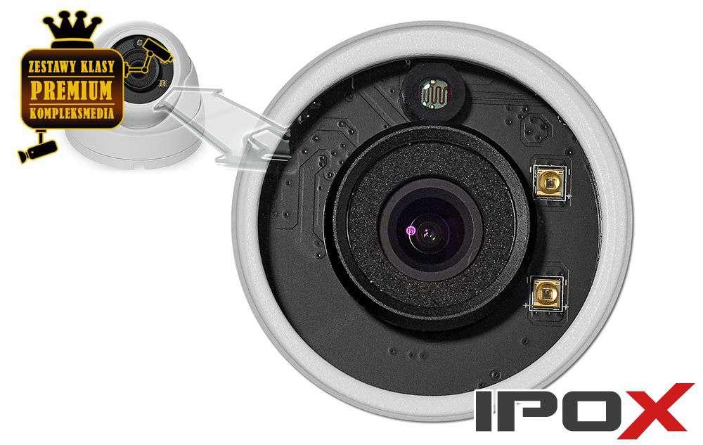 ir led ipox px-di2036-p/w monitoring nocny