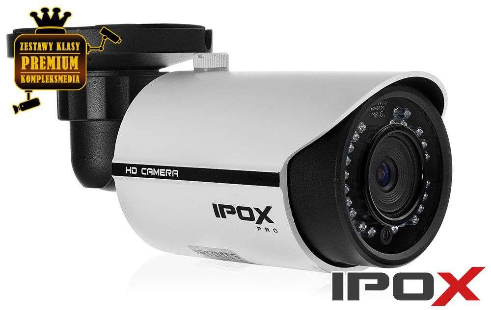 Kamera do monitoringu IP PX-TIP2036SL-P (2MPX) Full HD