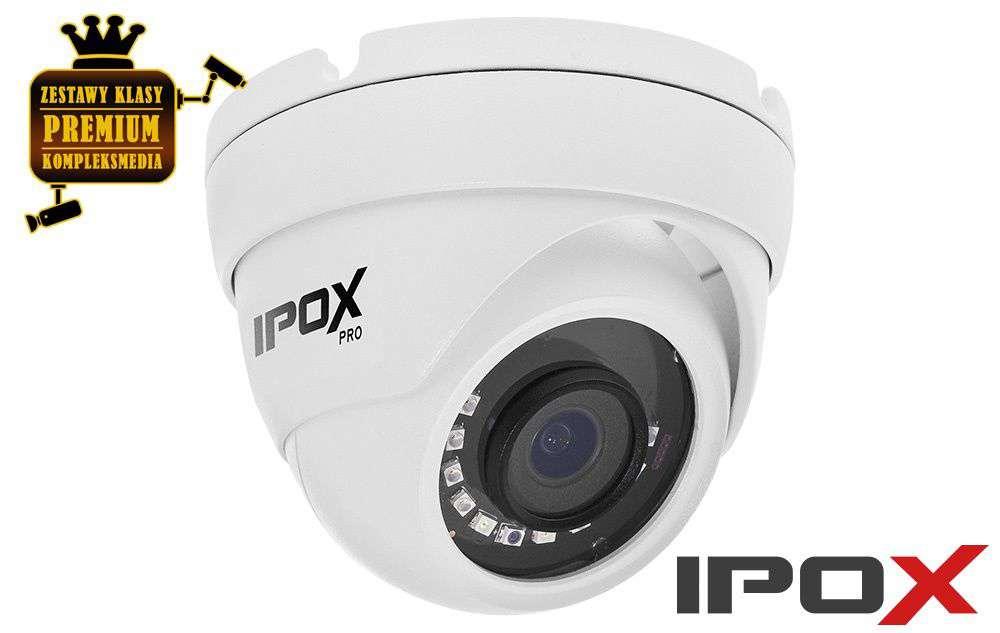 Kamera 4w1 kopułowa IPOX PX-DH2028-E/W (2MPX) biała